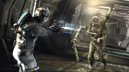 Games that lost the plot Dead Space 3