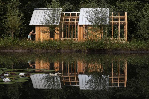 Garden House, Netherlands