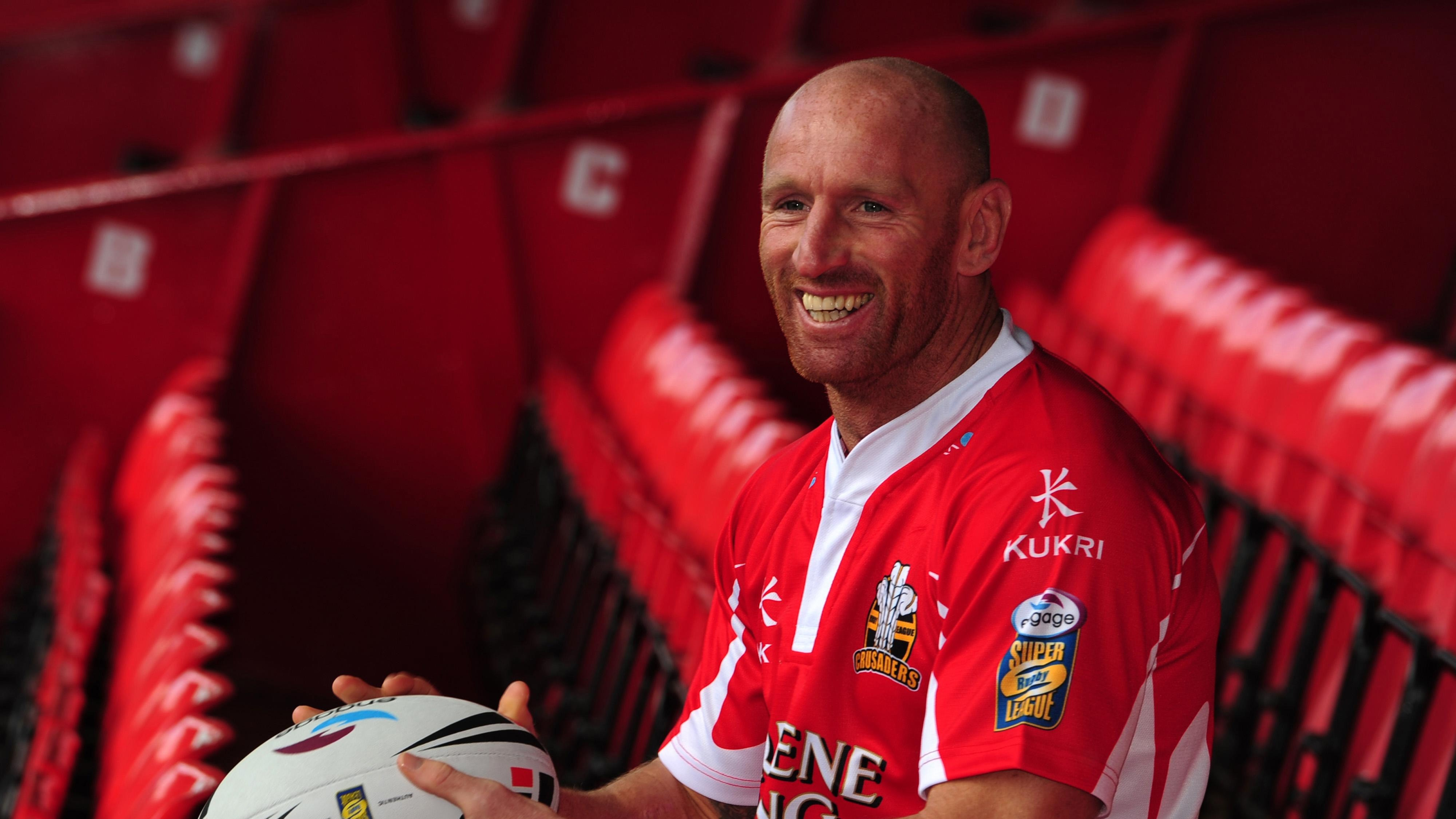 'I've got HIV and it's OK': Gareth Thomas aims to tackle stigma