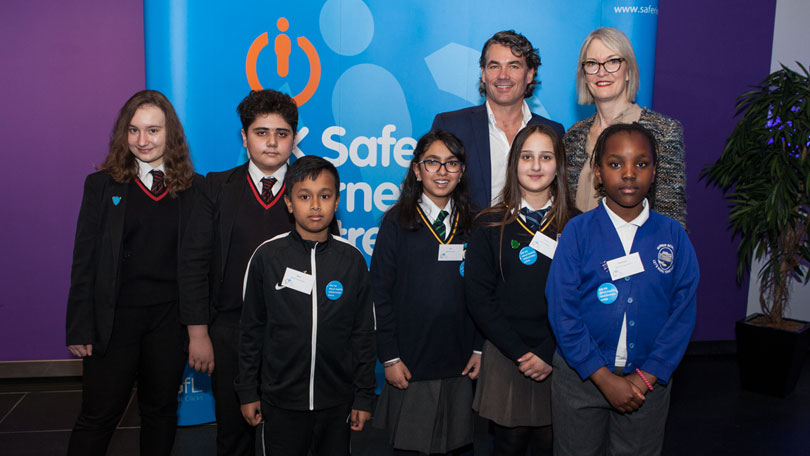 Gavin Patterson and Margot James - SID launch
