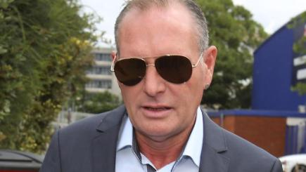 Paul Gascoigne has dismissed his latest drinking binge as a 'blip'