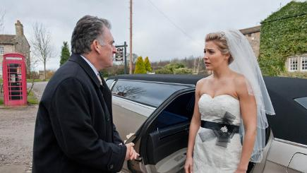 First pics of Gemma Atkinson in Emmerdale
