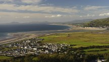 General view of Fairbourne
