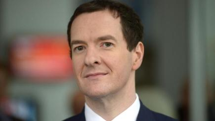 "George Osborne has bowed to demands to drop the ""banker bashing"" probe, it has been claimed"