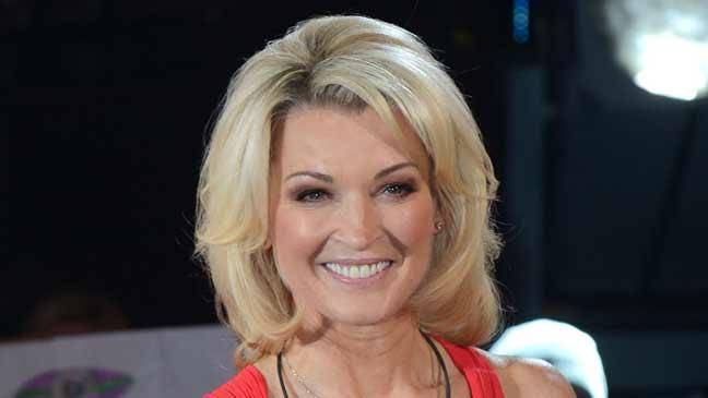 Gillian Taylforth sorts out her wrinkles – by having threads sewn