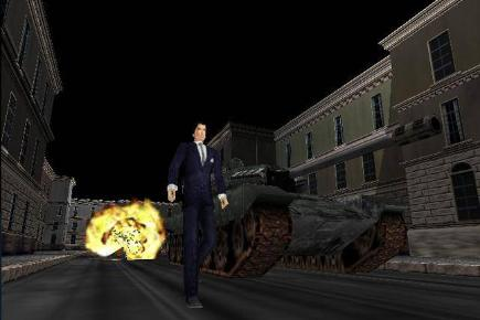 Goldeneye 007 - the best Bond's ever been