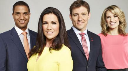 Good Morning Britain - Susanna Reid and co on air for a year