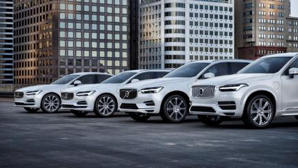 Volvo to stop producing petrol-engined cars since 2019