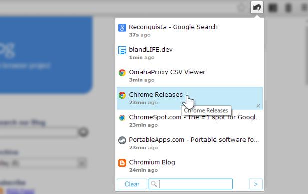 T Google Chrome extensions 9