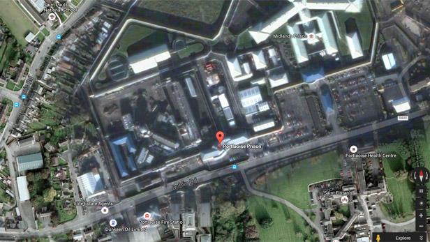 Portlaoise Prison, Ireland