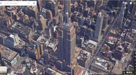 Google Earth's updated, higher quality satellite images are stunning