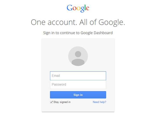 Google info 1