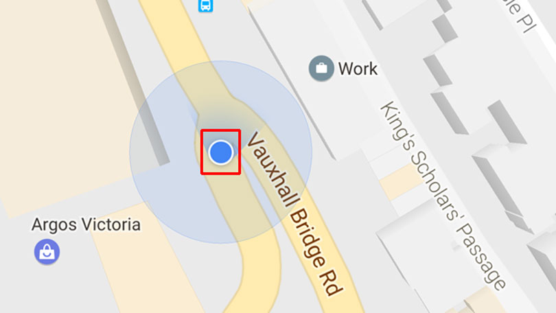 How to use the Google Maps parking feature | BT