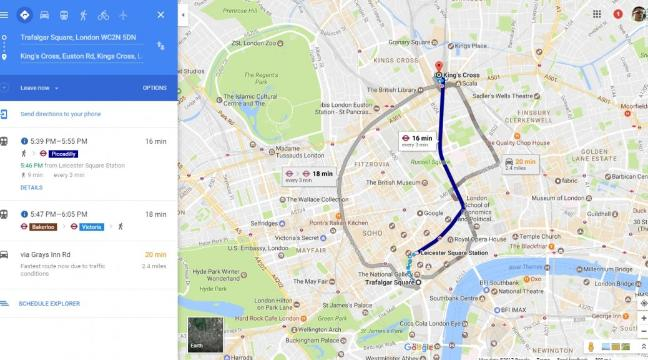Google Maps app update: Get better real-time commuting ... on home maps, online maps, different types of world maps, bing maps, on apple maps, on world maps,