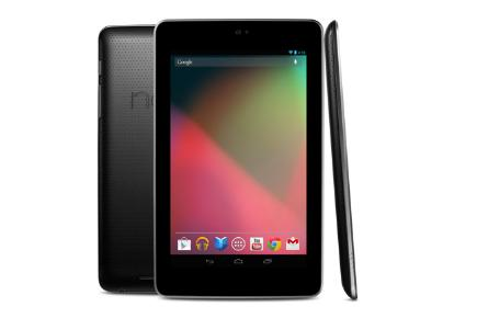 Google Nexus 7, tablet, android