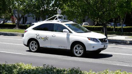 Google's autonomous cars would have crashed 13 times without the intervention