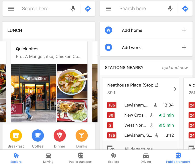 How to use Google Maps to find a nearby computer shop | BT