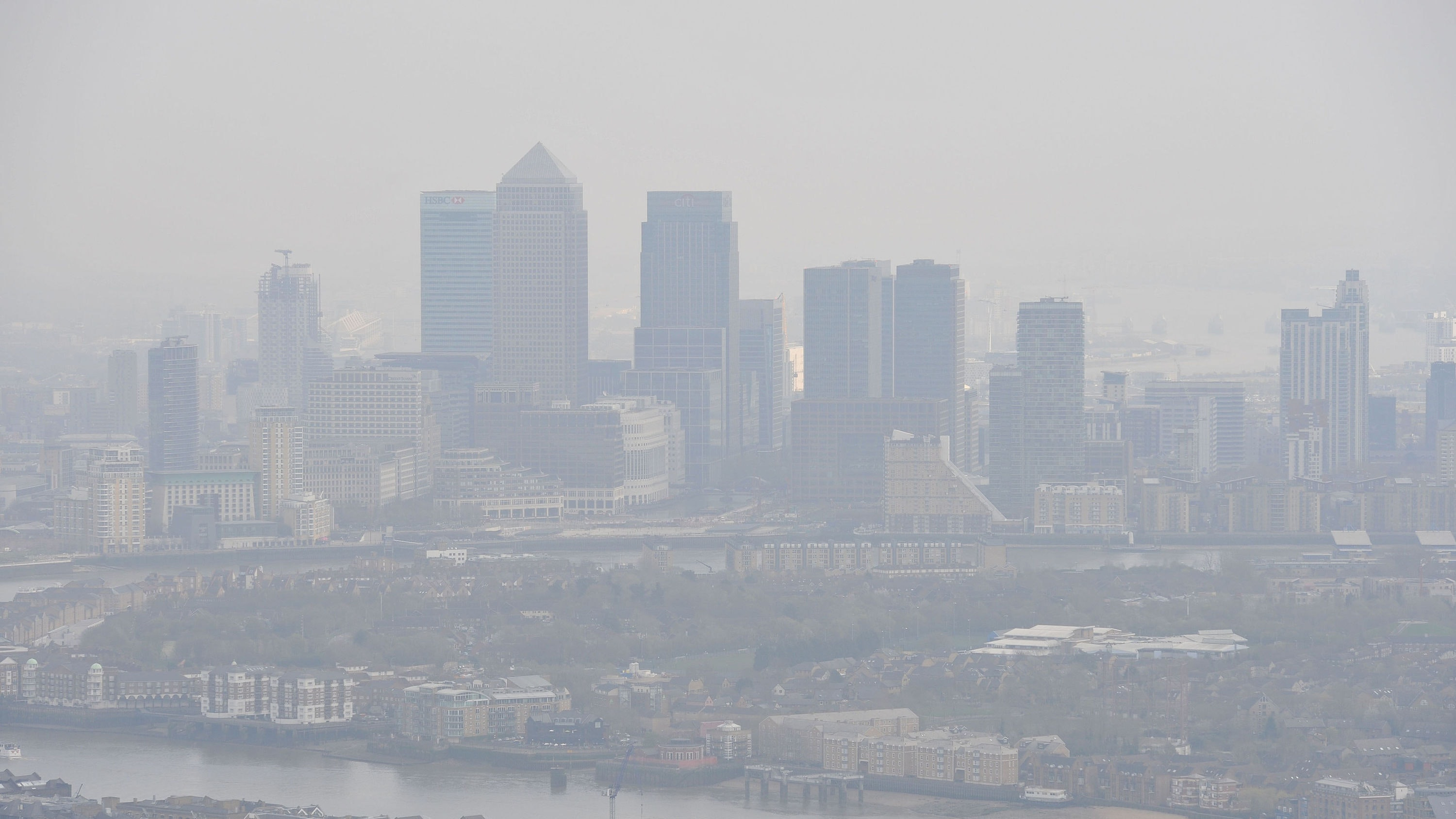 UK Government to tackle air pollution