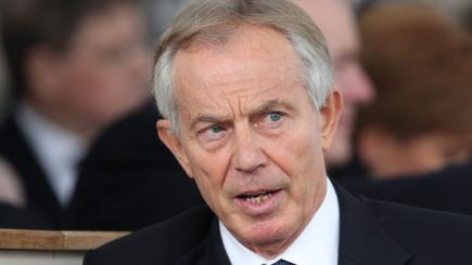 Attorney General in court to block Tony Blair prosecution