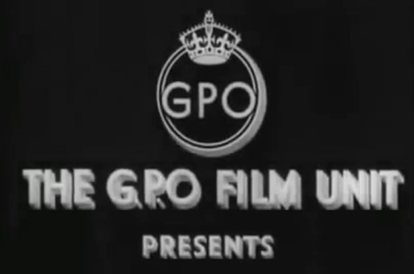 GPO Film Unit title