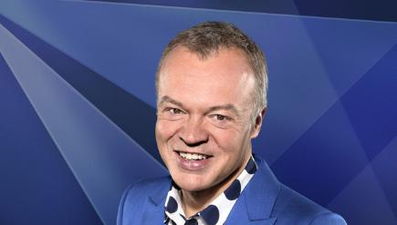Graham Norton hosting Eurovision