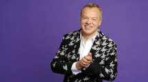 Graham Norton wowed by Eurovision mania