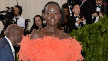 Grazia apologises 'unreservedly' for Lupita Nyong'o cover alteration