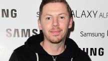 Professor Green admitted he considered suicide after hitting rock bottom