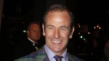 Robson Green has talked about some of his most terrifying moments on Extreme Fishing