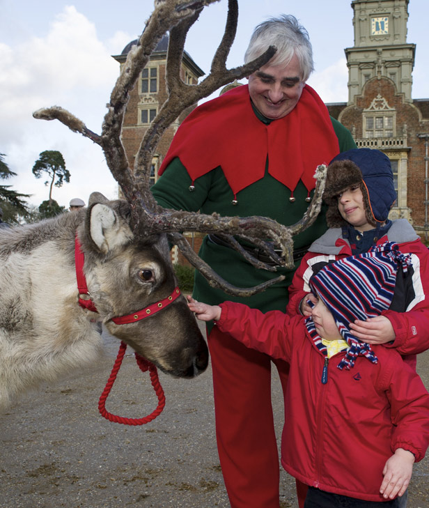 national trust meet santa