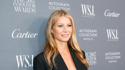Gwyneth Paltrow & Brad Falchuk FINALLY Confirm Their Engagement!