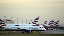 British Airways said no personal information has been viewed or stolen