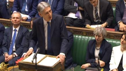 Hammond pledges extra £2bn to help tackle social care crisis