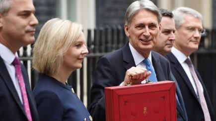 Hammond pledges 'significant investments' in Budget to build for the future