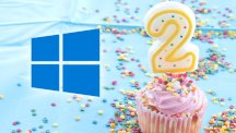 Happy 2nd birthday, Windows 10!