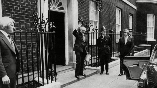 March 16 1976 Prime Minister Harold Wilson Announces Resignation Bt