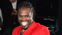 "Audley Harrison has been reprimanded for his use of potentially ""offensive language"""