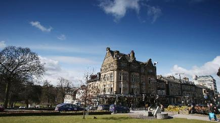 Harrogate 39 happiest place to live 39 bt for Happiest places to live