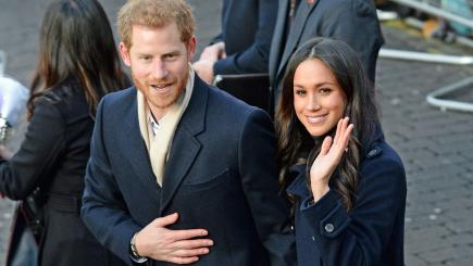 Harry and Meghan to celebrate Welsh culture on Cardiff visit