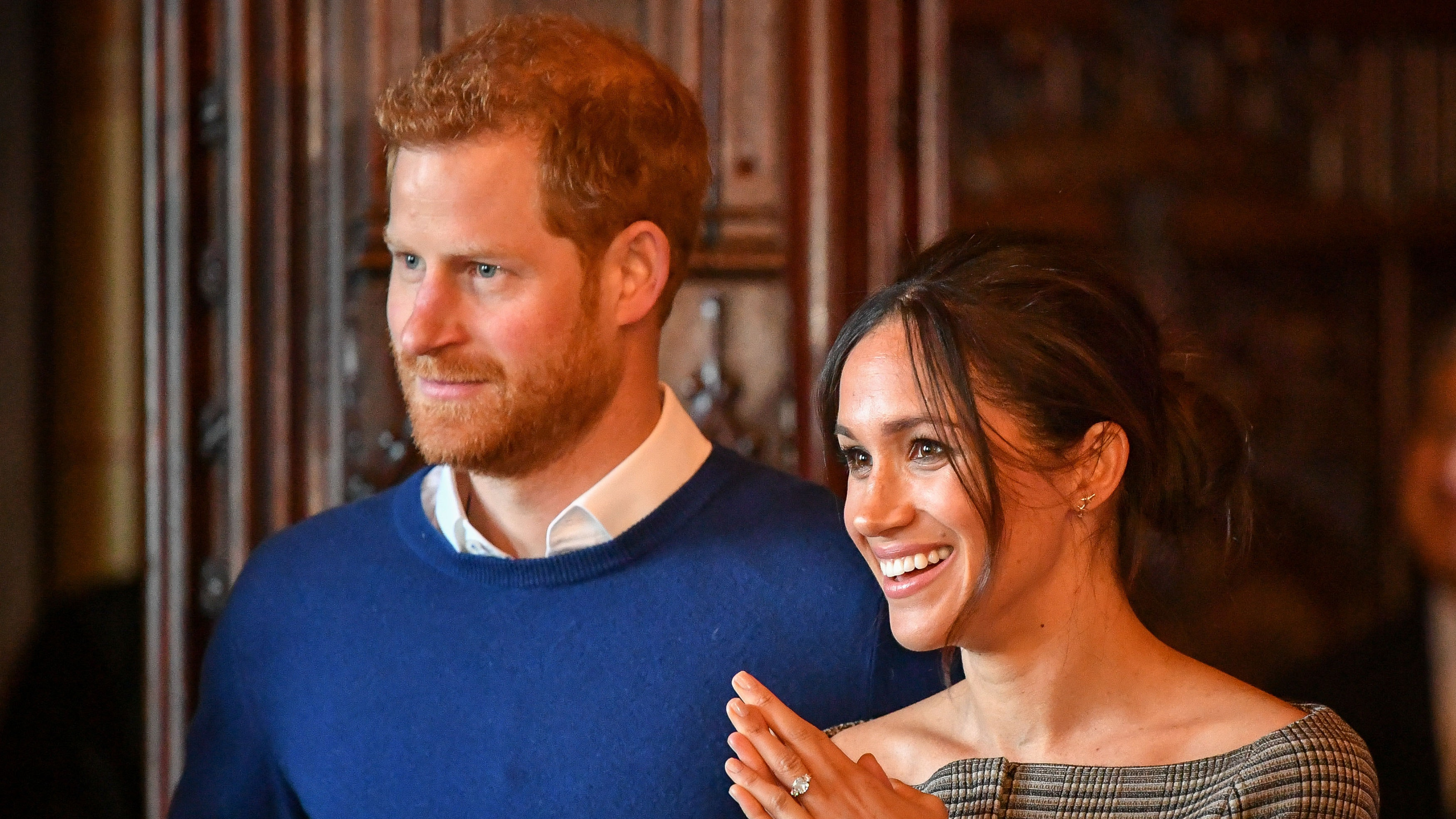 Harry And Meghan To Start Scottish Visit With Edinburgh Walkabout Bt