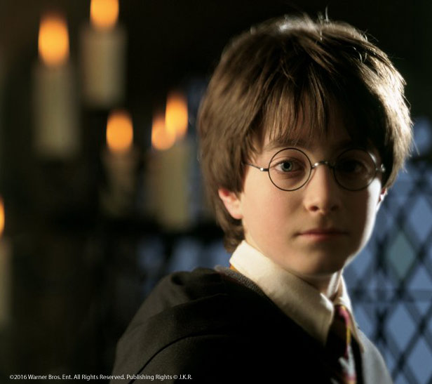 Back to Hogwarts: Harry Potter