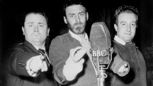 Harry Secombe, Spike Milligan and Peter Sellers
