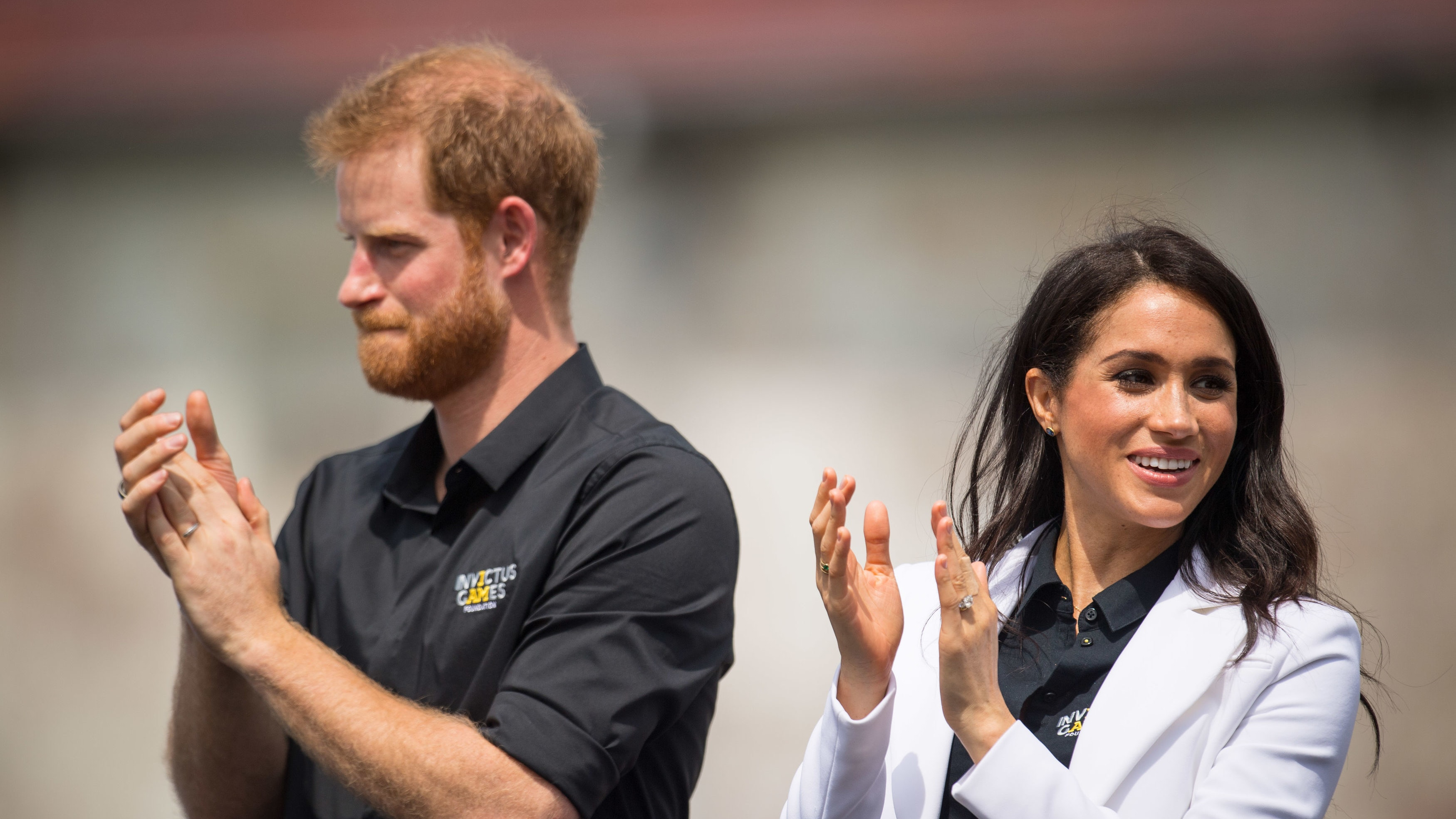 The pregnant Duchess of Sussex has been urged to pace herself by her  husband after a late night watching the Invictus Games opening ceremony,  royal sources ...