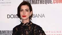 Anne Hathaway nearly got hypothermia when her Interstellar spacesuit let in freezing water