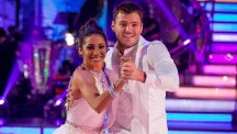 Mark Wright and Karen Hauer are competing in Strictly Come Dancing