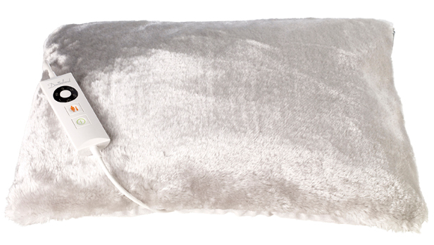 Heated cushion
