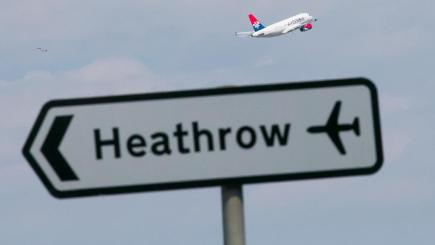 May accused of 'dithering' on Heathrow expansion