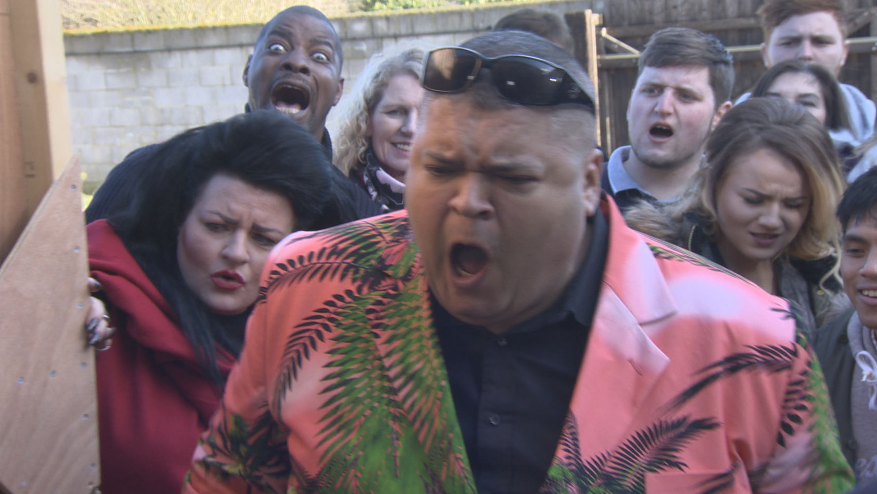 who is heavy d everything you need to know about the celebrity big brother s 2016 housemate and storage hunters star bt bt tv