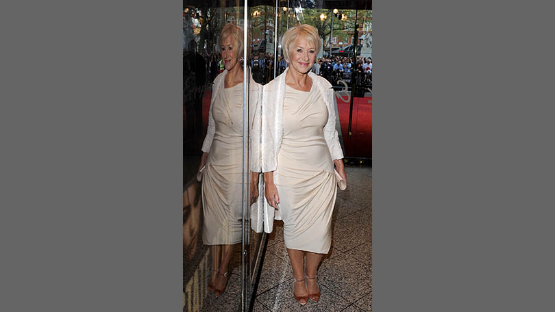 Helen Mirren, 69, Looks Radiant Without Any Makeup On! See
