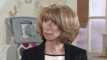 Helen Worth as Gail Rodwell in Coronation Street